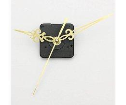Vergoldete DIY Uhrzeiger