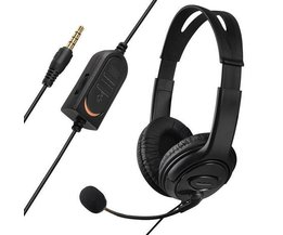 Headset Mit Mikrofon Für Sony PS4