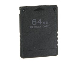 PS2 Memory Card 64MB