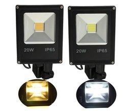LED-Scheinwerfer 20 Watt