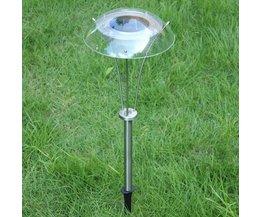 Gartenbeleuchtung Solarenergie 3 Stück