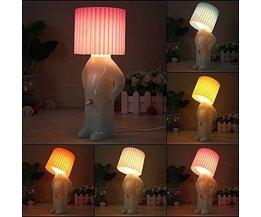Design Tischlampe Von Naughty Boy