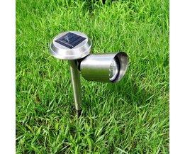 LED Gartenleuchten Solarbetriebene