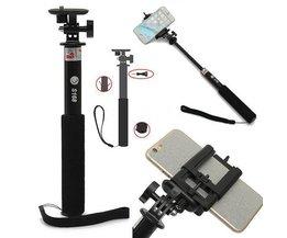 3 In 1 Teleskop Selfie-Stange