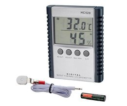 Digital-Thermometer-Hygrometer