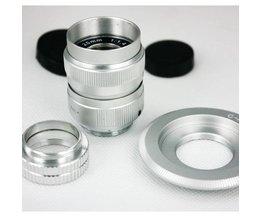 Olympus C Lens Kit 25 Mm F / 1.4 CCTV 1/2