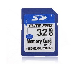 32GB Micro SD Speicherkarte