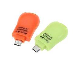 Micro SD-Kartenleser Benutzer Entwurf