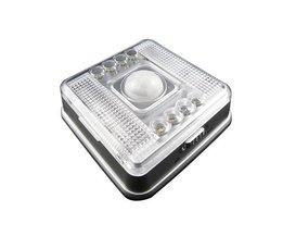 LED-Licht Mit Infrarot-Sensor