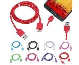 USB-Ladekabel Für Samsung-Anmerkung 3 S5