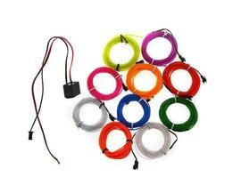 Draht-Neon 10 Farben