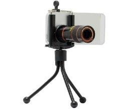 Teleskop-Objektiv Für Smartphone