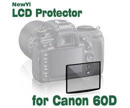 Displayschutzfolie Canon EOS 60D
