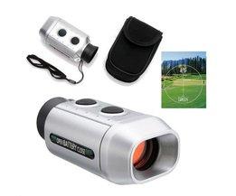 Digital Golf-Entfernungsmesser Mit Tasche