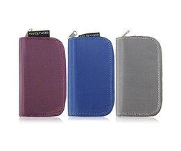 Micro SD-Kartenhalter Für 22 Speicherkarten