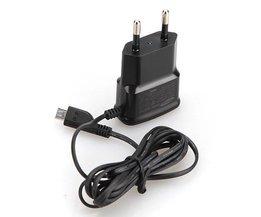 Ladegerät Mit Micro-USB-Kabel