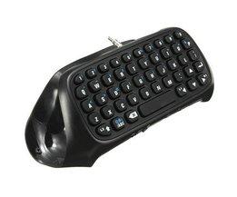 Wireless-Chatpad Für PS4