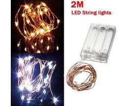LED Kupferdraht 2M 20LED