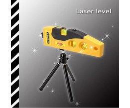 Laser-Niveau Mit Stativ