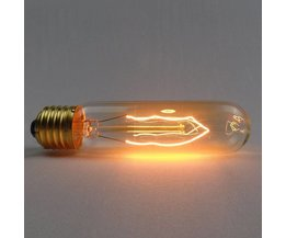 Edison-Glühlampe E27