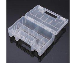 Battery Storage Box AA Und AAA