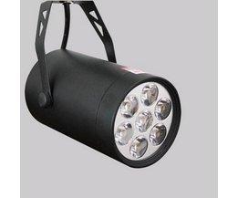 Schienen-LED-Beleuchtung