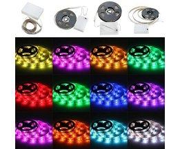 Wasserdichte LED-Streifen-Licht Mit Mehrfarben