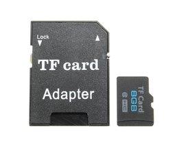 8GB Micro SD Karte Mit Adapter