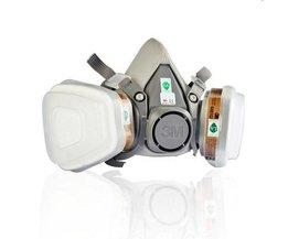 3M 6200 N95 Respirator