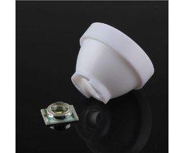LED-Linse Mit Halterung