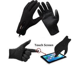 Touch Screen Winter Handschuhe Mit Fleece-Futter
