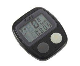 Stoppuhr Mit Tachometer Und Kilometerzähler