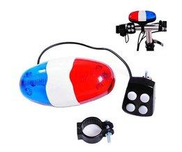 LED-Lampe Mit Sirene Und Warnlicht