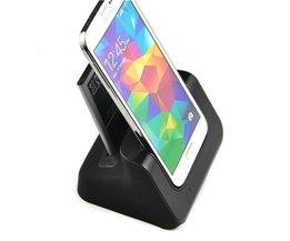 2-In-1 Desktop-Ladegerät Für Samsung S5