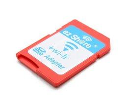 Teilen EZ Micro SD-Karten-Adapter + WiFi