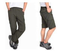 Zip-Off Pants