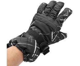 Winter-Handschuhe Für Motorrad, Fahrrad, Ski Und Snowboard
