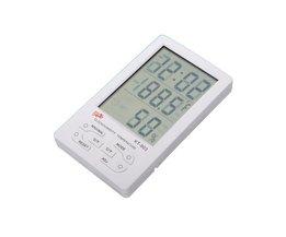 Digitale Temperatur Und Feuchtigkeit Meter