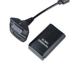 Batterie-Controller Für Die Xbox 360