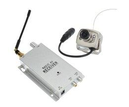 Drahtlosen Sicherheitssystemen Mit Funkempfänger