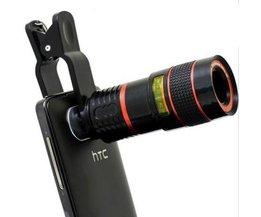 Kameraobjektiv Für Telefon