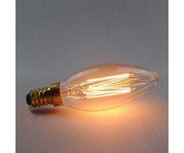 Edison-Glühlampe Retro