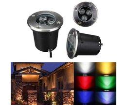 Wasserdichte LED-Beleuchtung Garten