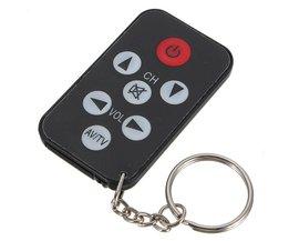 Universal-Fernbedienung Schlüsselanhänger