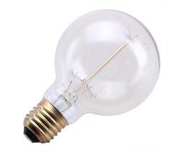Wolframlampe Edison