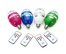 Rotierende LED-Lampe