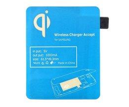 Wireless-Ladegerät Samsung Galaxy Note 2
