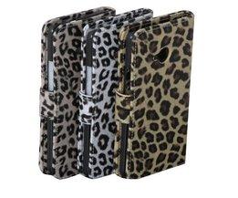 Schutzhülle Für HTC One M7 Mit Leopardenmuster
