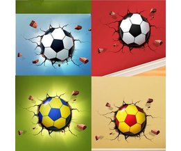 Fußball-Lampe