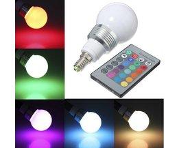 LED-Licht In Mehreren Farben